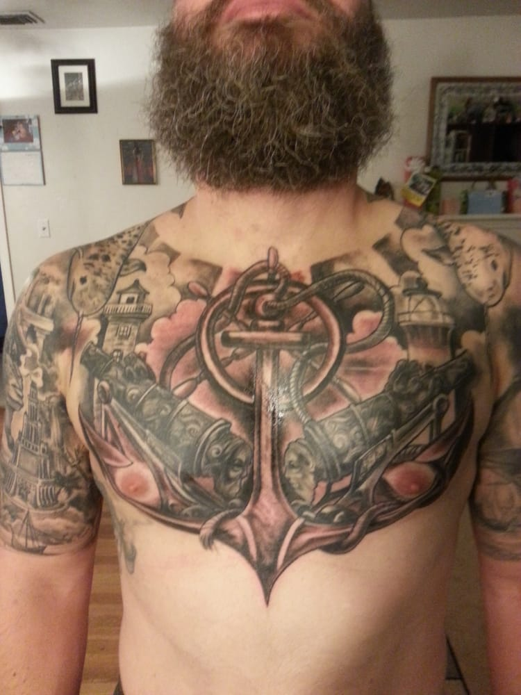 pictures of aces and eights cards tattoos
