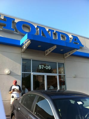 Paragon honda service center auto repair woodside ny for Paragon honda northern blvd