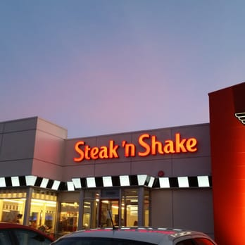 Steak 'n Shake is known for its steak burgers, chili and milkshakes. Besides Daly City, the chain's other California locations include Fresno, Santa Monica and Burbank.