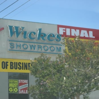 Wickes Furniture Closed Furniture Stores Van Nuys
