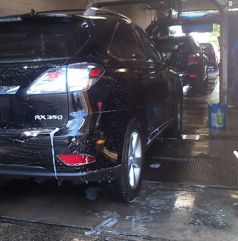 Car Wash Near Lakewood Ca
