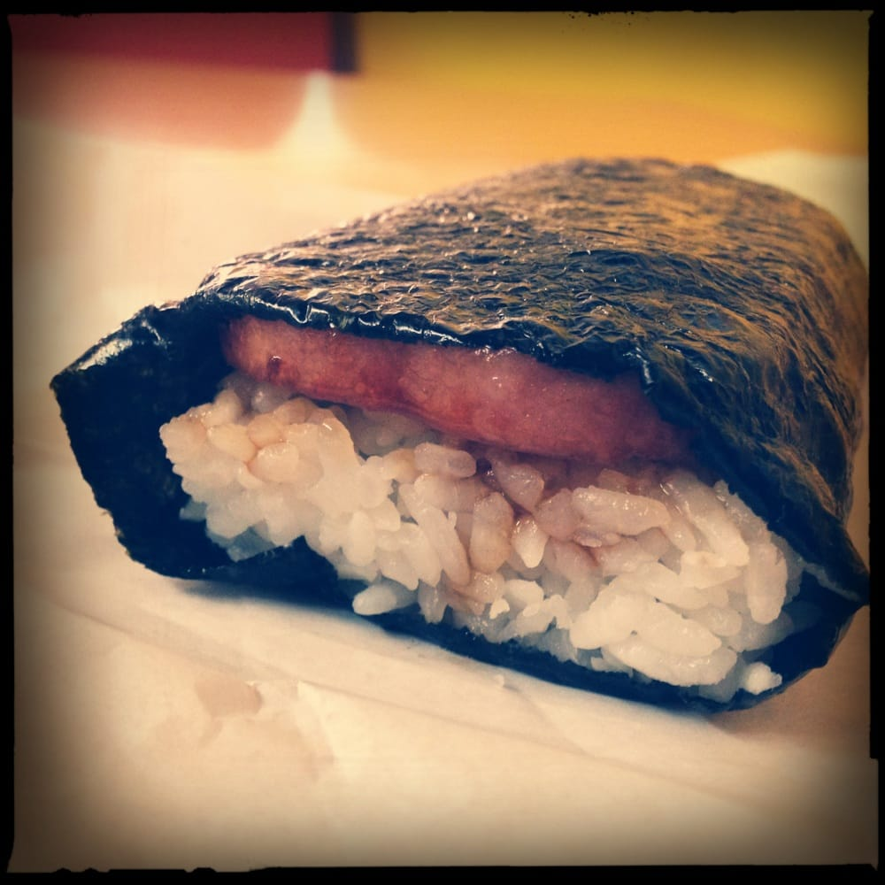Thornton (CO) United States  city photo : Aloha Hawaiian BBQ Thornton, CO, United States. Spam Musubi at Aloha ...