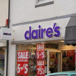 Claire's Accessories UK, Hove