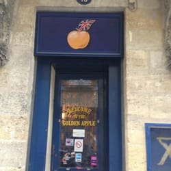 The Golden Apple, Bordeaux