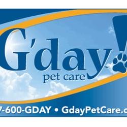G'day Pet Care Denver West logo