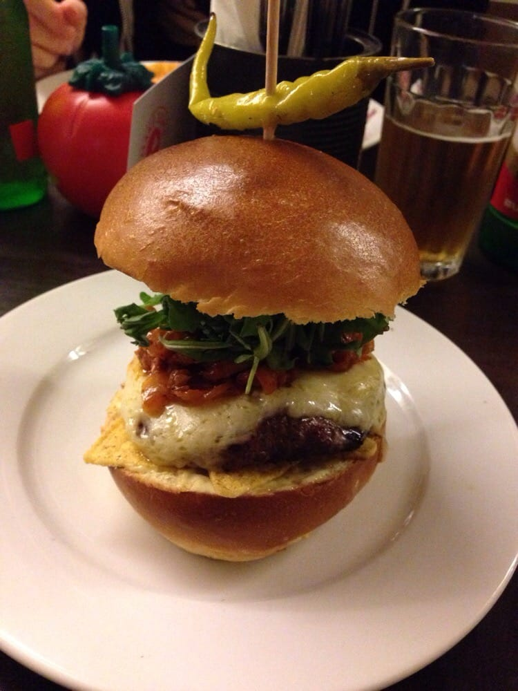 Blazing sombrero burger yelp for O kitchen edinburgh