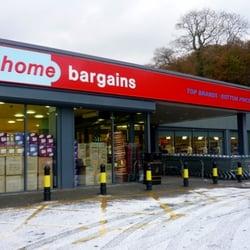 Home Bargains, Bangor, Gwynedd