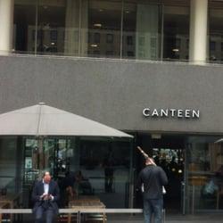 Canteen, London