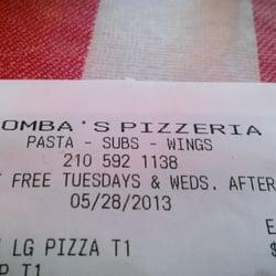 Goombas Pizzeria logo