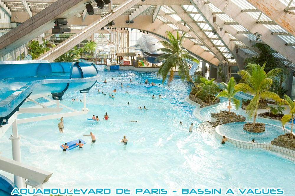 for Swimming in paris