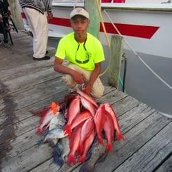 Capt stacy fishing center fishing atlantic beach nc for Capt stacy fishing center