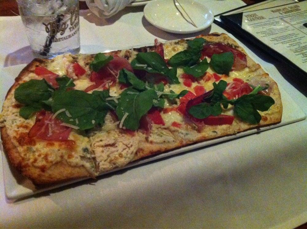 Prosciutto Arugula Flatbread Flatbread With Prosciutto