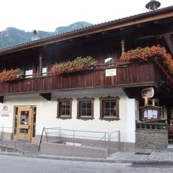 Messner's Pizzaria, Alpbach, Tirol