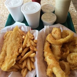 Mr fish and chips clairemont san diego ca united for Best fish and chips in san diego