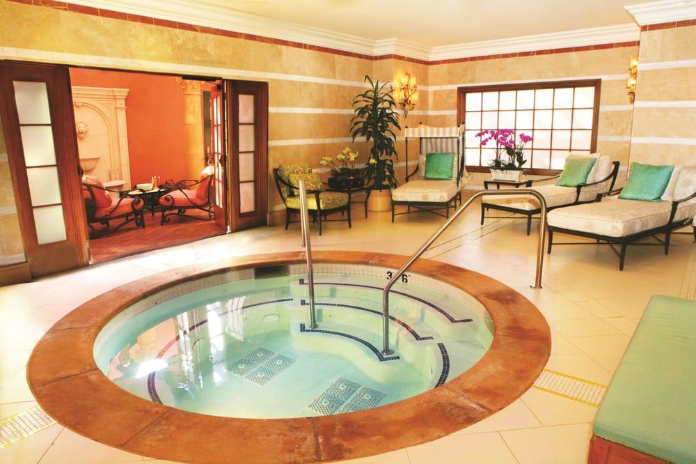 Fairmont Grand Del Mar - San Diego, CA, United States. Spa Womens Lounge