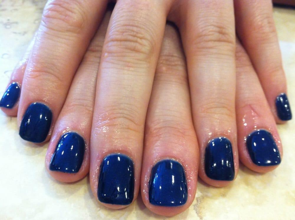 DIY Gel Manicure- khoobsurati