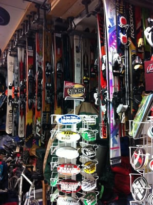 Canmore board shop