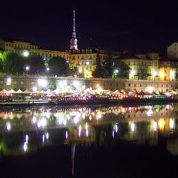 murazzi, Torino, Italy