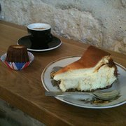 The best cheesecake in Paris!