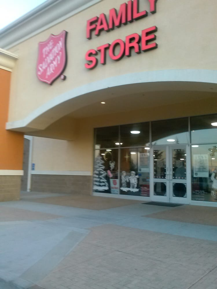Salvation Army Thrift Store Thrift Stores Gilroy CA