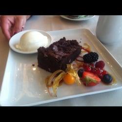 Pekanuss-brownie mit…