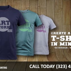 the best screen printing printing services downtown