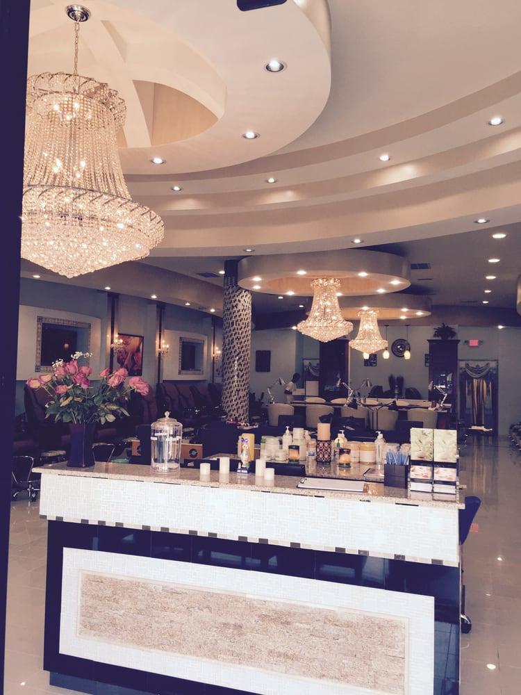 Elife nail spa nail salons bristol tn reviews for A la mode salon brooklyn