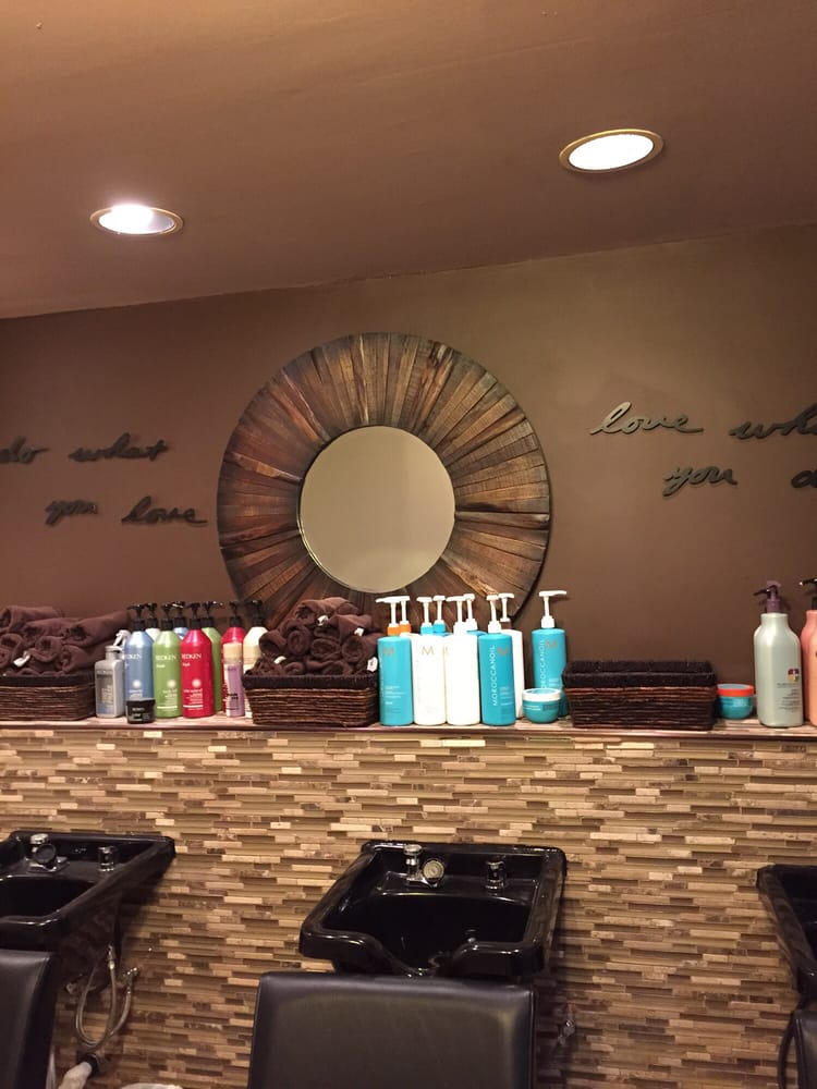 Elevations salon hairdressers west hartford ct for Acure eco salon west hartford
