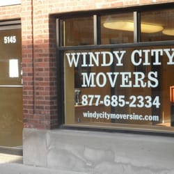 Windy City Movers Movers Andersonville Chicago Il Yelp