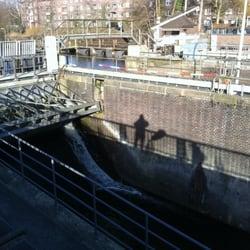 Fuhlsbütteler Schleuse, Hamburg