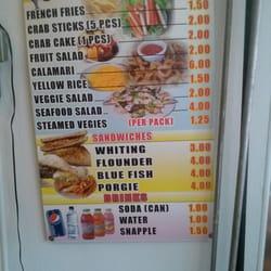 Dyre fish market seafood bronx ny yelp for Fish market bronx