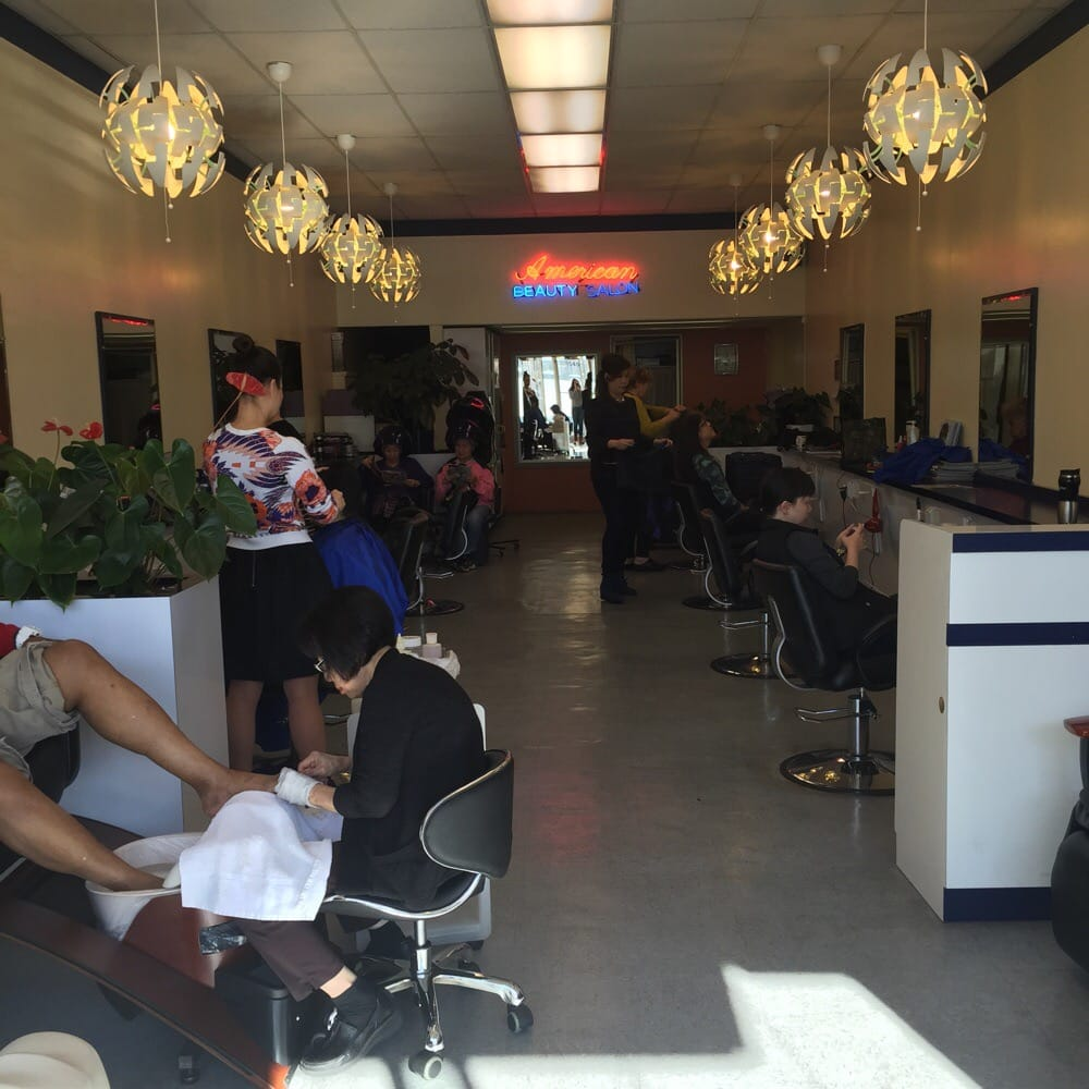 american beauty salon hair salons outer richmond san