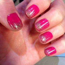 Karen Nails - Chicago, IL, États-Unis. Manicure for Valentines Day