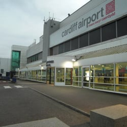 Cardiff International Airport, Barry, Cardiff, UK