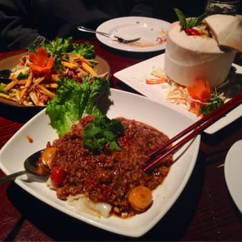 Siam Lotus Asian Kitchen  amp Bar G Bar Beaverton