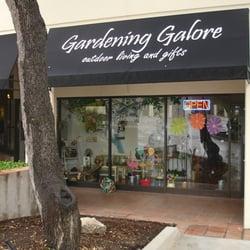 Gardening Galore logo