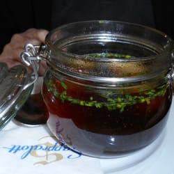 Grießnockerlsuppe (3,10 €)