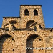 Eglise romane de Liaucous