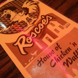 Roscoe's House of Chicken & Waffles - Los Angeles, CA, États-Unis