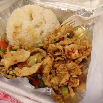 Thai Food In West Sacramento