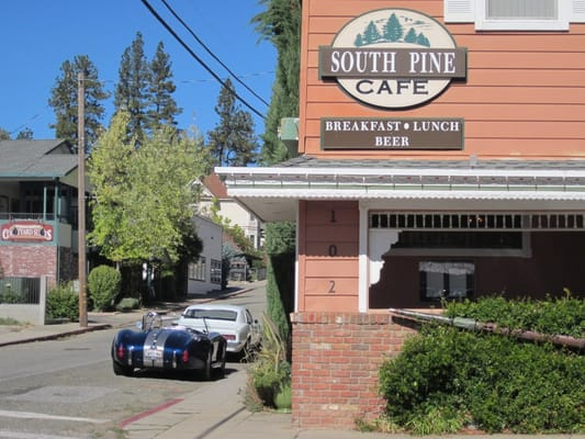 South Pine Cafe Grass Valley Grass Valley Ca