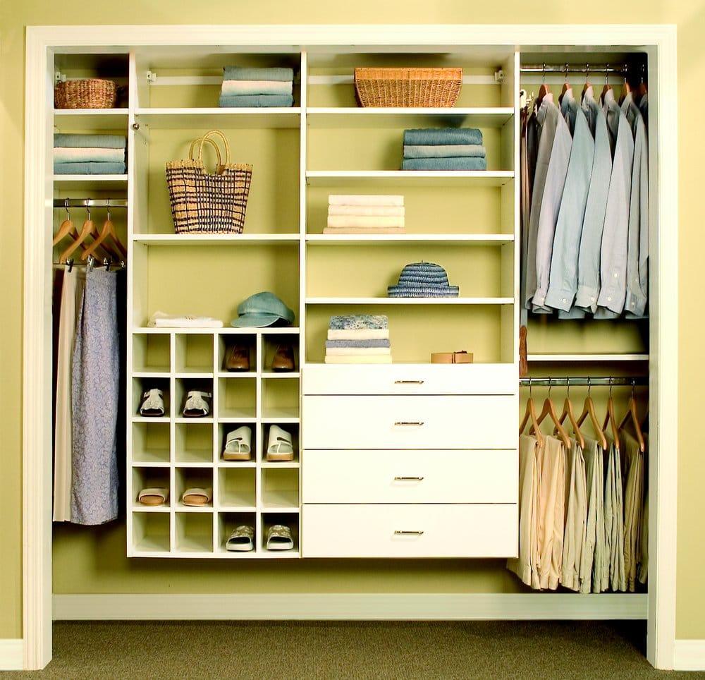 reach in closet design yelp