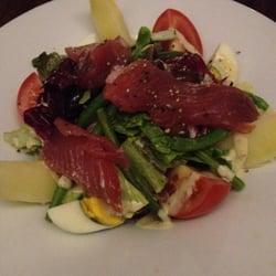 Salade Nicoise Hmmmmm