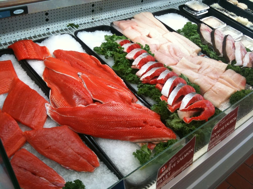 Fresh ideas start here seafood burnaby bc reviews for Where can i buy fresh fish near me