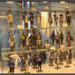 Musée de Figurines Historiques Bernard Franck, Paris
