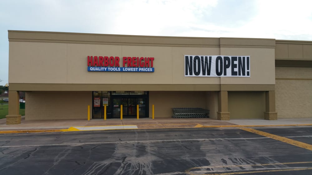 Harbor Freight Tools hours and Harbor Freight Tools locations along with phone number and map with driving directions/5(12).