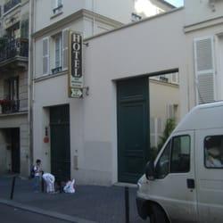 Hotel Des Grandes Ecoles, Paris, France
