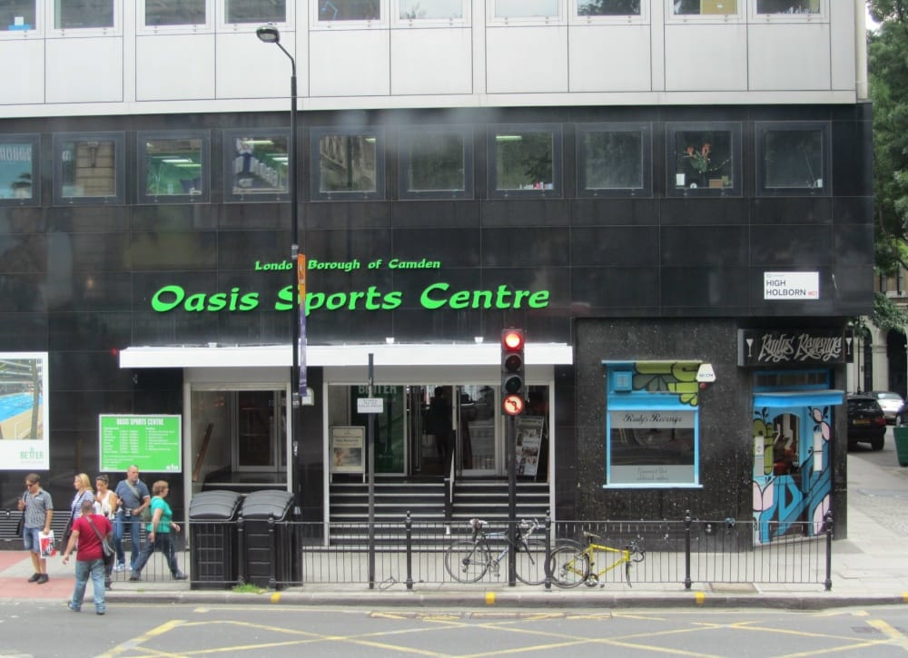 Oasis Sports Centre Leisure Centers Covent Garden London United Kingdom Reviews