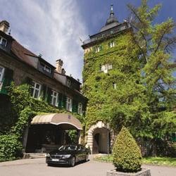 Althoff Schlosshotel Lerbach Eingang