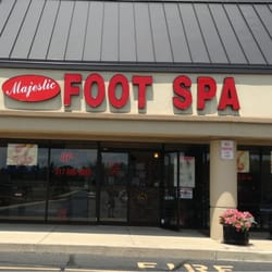 Majestic Foot Spa Fishers